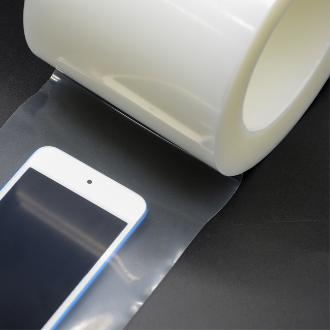Surface Protective Films for Electronic Manufacturing of Smartphones,Touchscreens And Other Digital Products