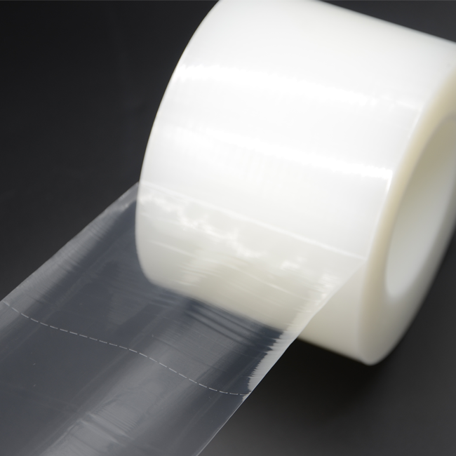 Hualibao Plastic Protective Film Surface Protection Film for Plastic Panel Clear Adhesive Film for PVC, PET, PC, PP, PMMA Sheet